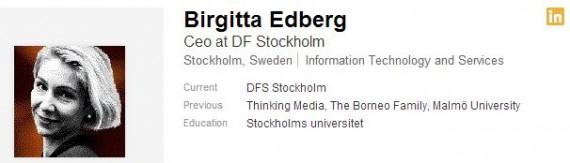 LinkedInBirgittaEdberg