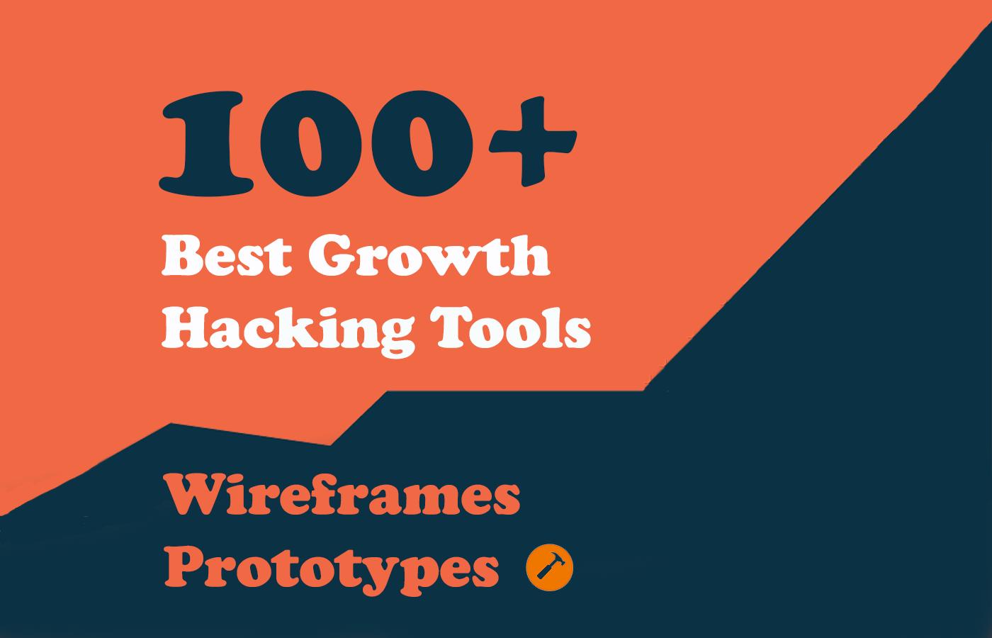 100 Growth - Wireframes Mockups, Prototype